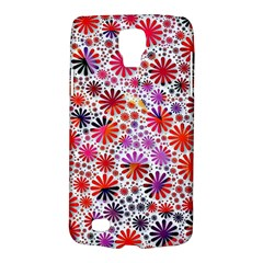 Lovely Allover Flower Shapes Galaxy S4 Active by MoreColorsinLife