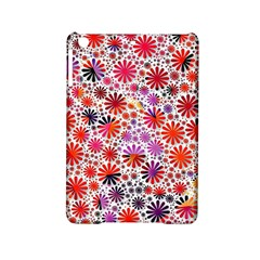 Lovely Allover Flower Shapes Ipad Mini 2 Hardshell Cases by MoreColorsinLife