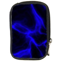 Cosmic Energy Blue Compact Camera Cases by ImpressiveMoments