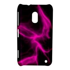 Cosmic Energy Pink Nokia Lumia 620 by ImpressiveMoments