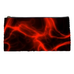 Cosmic Energy Red Pencil Cases by ImpressiveMoments