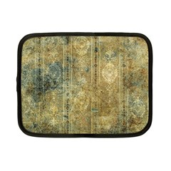 Beautiful  Decorative Vintage Design Netbook Case (small)  by FantasyWorld7