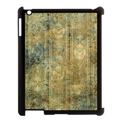 Beautiful  Decorative Vintage Design Apple Ipad 3/4 Case (black) by FantasyWorld7