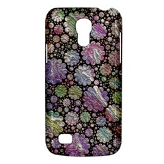 Sweet Allover 3d Flowers Galaxy S4 Mini by MoreColorsinLife