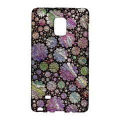 Sweet Allover 3d Flowers Galaxy Note Edge by MoreColorsinLife