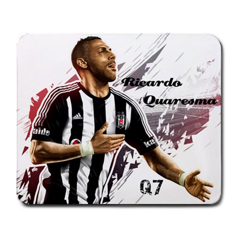 By Sencer Ulaba 9.25 x7.75  Mousepad - 1