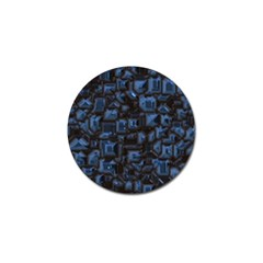 Metalart 23 Blue Golf Ball Marker (10 Pack) by MoreColorsinLife
