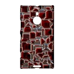 Metalart 23 Red Silver Nokia Lumia 1520 by MoreColorsinLife