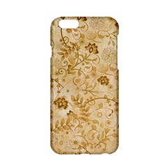 Flower Pattern In Soft  Colors Apple Iphone 6/6s Hardshell Case by FantasyWorld7