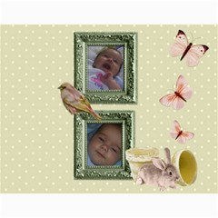 2016 Miracle Vol1   Wall Calendar 11x8 5 (12months) By Picklestar Scraps   Wall Calendar 11  X 8 5  (12 Months)   8vjgmu2hvuu0   Www Artscow Com Month