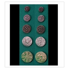 Celtic Coin Bag By Russell Khater Back