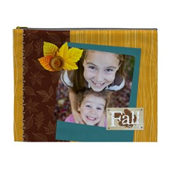 Thanks Giving By Thank You   Cosmetic Bag (xl)   2ziobjb4rlth   Www Artscow Com Front