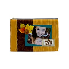 Thanks Giving By Thank You   Cosmetic Bag (medium)   Fpxnt06v7d15   Www Artscow Com Front
