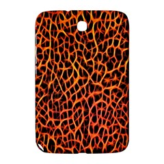 Lava Abstract Pattern  Samsung Galaxy Note 8 0 N5100 Hardshell Case  by OCDesignss