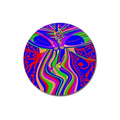 Transcendence Evolution Magnet 3  (round) by icarusismartdesigns