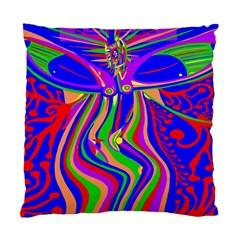Transcendence Evolution Standard Cushion Case (one Side)  by icarusismartdesigns