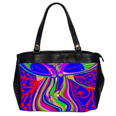 Transcendence Evolution Office Handbags (2 Sides)  by icarusismartdesigns