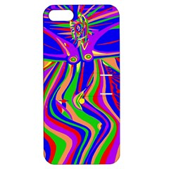 Transcendence Evolution Apple Iphone 5 Hardshell Case With Stand by icarusismartdesigns