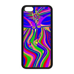 Transcendence Evolution Apple Iphone 5c Seamless Case (black) by icarusismartdesigns