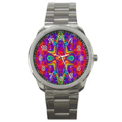 Abstract 1 Sport Metal Watches by icarusismartdesigns