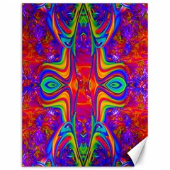 Abstract 1 Canvas 12  X 16   by icarusismartdesigns