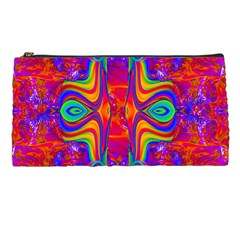 Abstract 1 Pencil Cases by icarusismartdesigns