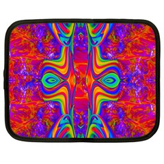 Abstract 1 Netbook Case (xl)  by icarusismartdesigns