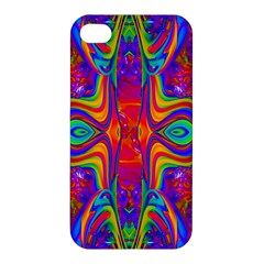 Abstract 1 Apple Iphone 4/4s Premium Hardshell Case by icarusismartdesigns