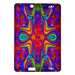 Abstract 1 Kindle Fire Hd (2013) Hardshell Case by icarusismartdesigns