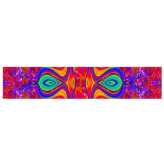 Abstract 1 Flano Scarf (small)  by icarusismartdesigns