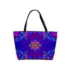 Abstract 2 Shoulder Handbags by icarusismartdesigns