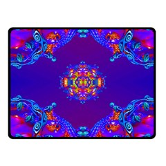 Abstract 2 Fleece Blanket (small) by icarusismartdesigns