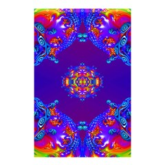Abstract 2 Shower Curtain 48  X 72  (small)  by icarusismartdesigns