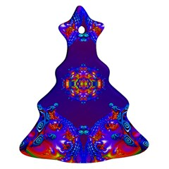 Abstract 2 Ornament (christmas Tree) by icarusismartdesigns