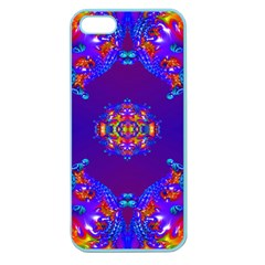 Abstract 2 Apple Seamless Iphone 5 Case (color) by icarusismartdesigns
