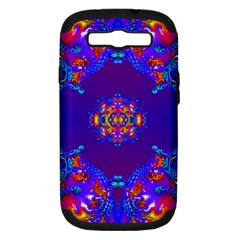 Abstract 2 Samsung Galaxy S Iii Hardshell Case (pc+silicone) by icarusismartdesigns