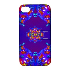 Abstract 2 Apple Iphone 4/4s Hardshell Case With Stand by icarusismartdesigns