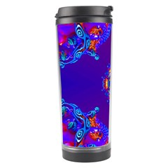 Abstract 2 Travel Tumblers by icarusismartdesigns