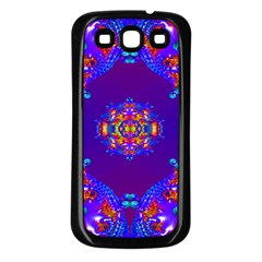 Abstract 2 Samsung Galaxy S3 Back Case (black) by icarusismartdesigns