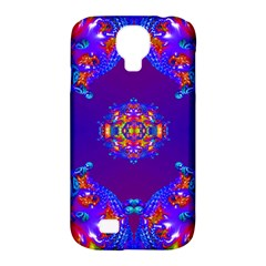 Abstract 2 Samsung Galaxy S4 Classic Hardshell Case (pc+silicone) by icarusismartdesigns