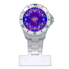 Abstract 2 Nurses Watches by icarusismartdesigns