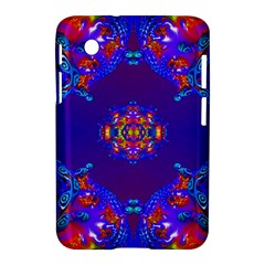 Abstract 2 Samsung Galaxy Tab 2 (7 ) P3100 Hardshell Case  by icarusismartdesigns