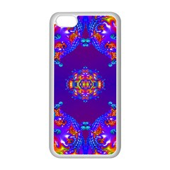 Abstract 2 Apple Iphone 5c Seamless Case (white) by icarusismartdesigns