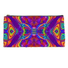 Butterfly Abstract Pencil Case by icarusismartdesigns