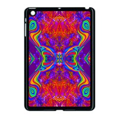 Butterfly Abstract Apple Ipad Mini Case (black) by icarusismartdesigns