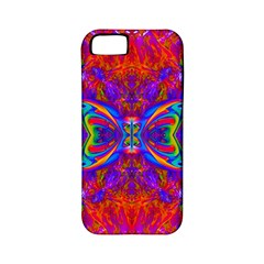Butterfly Abstract Apple Iphone 5 Classic Hardshell Case (pc+silicone)
