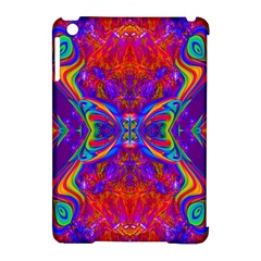 Butterfly Abstract Apple Ipad Mini Hardshell Case (compatible With Smart Cover) by icarusismartdesigns