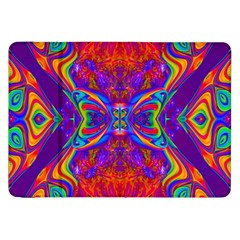 Butterfly Abstract Samsung Galaxy Tab 8 9  P7300 Flip Case by icarusismartdesigns