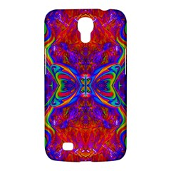 Butterfly Abstract Samsung Galaxy Mega 6 3  I9200 Hardshell Case by icarusismartdesigns