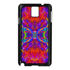Butterfly Abstract Samsung Galaxy Note 3 N9005 Case (black) by icarusismartdesigns